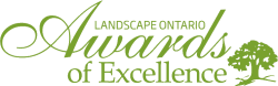 Landscape Ontario Award of Excellence recipient